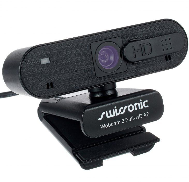 swissonic webcam 2 full hd af test