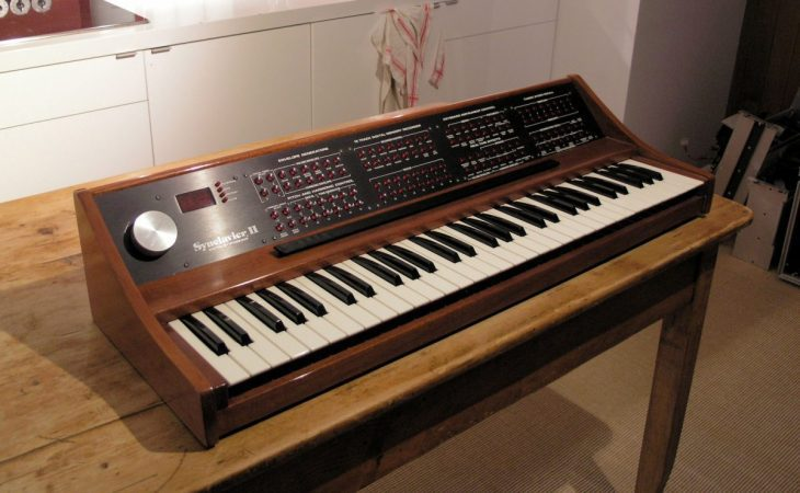 Report Tony Banks, NED Synclavier II