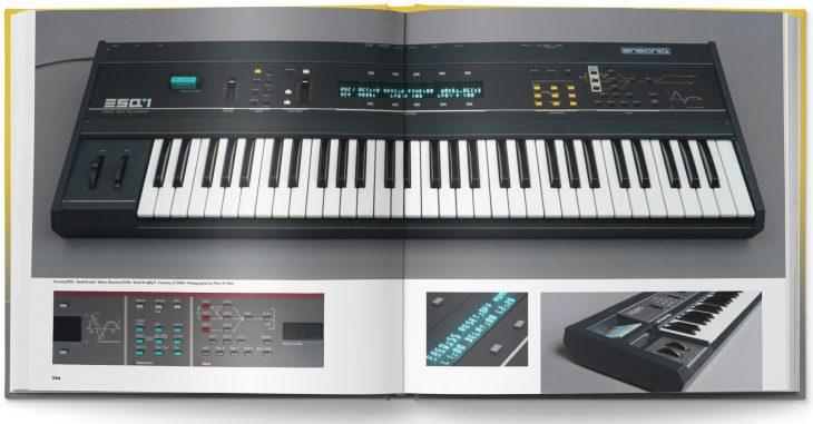 synth gems 1 vintage synthesizer book ensoniq