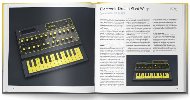 synth gems 1 vintage synthesizer book edp wasp