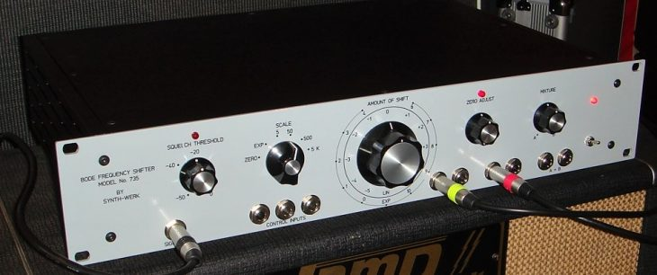 synth-werk sw 735 bode frequency shifter