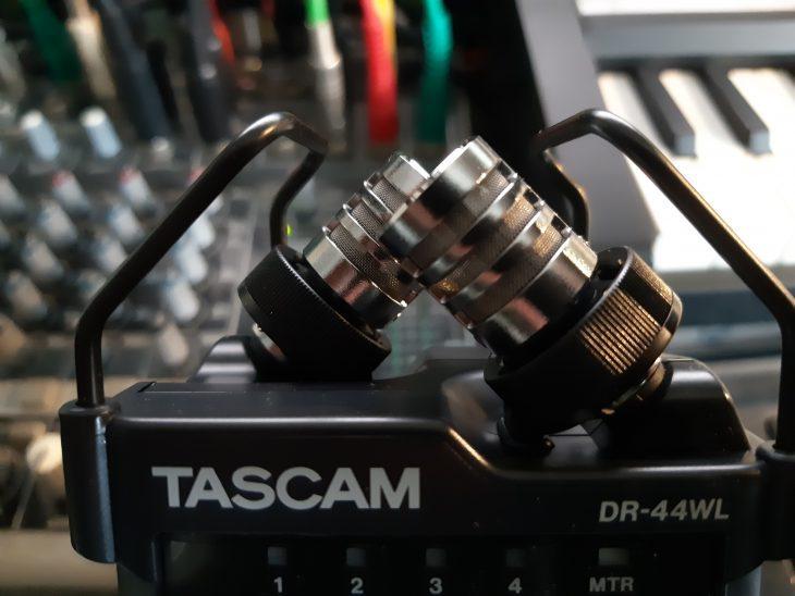Tascam DR-44WLB