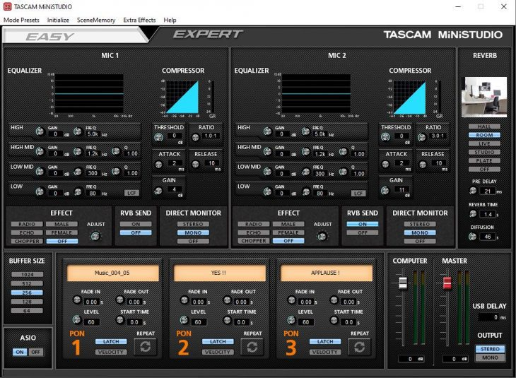 Tascam Ministudio Creator Software Expert