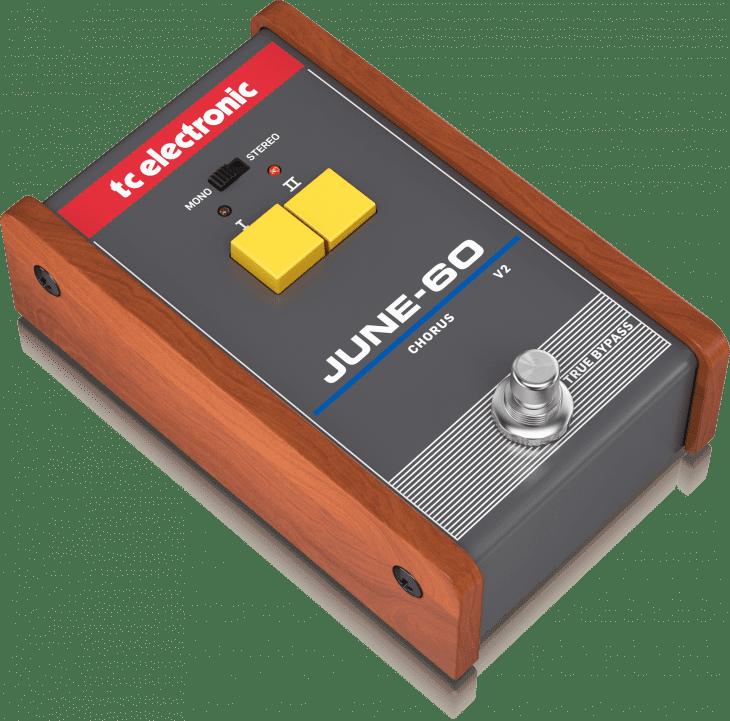 tc electronic june-60 v2 chorus pedal