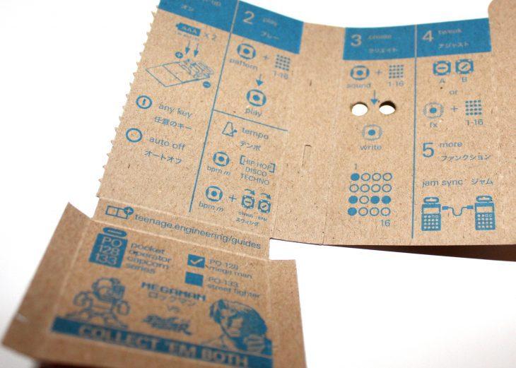 Teenage Engineering Pocket Operator Userguide