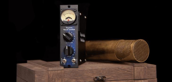 Tegeler Audio Vocal Leveler 500 test
