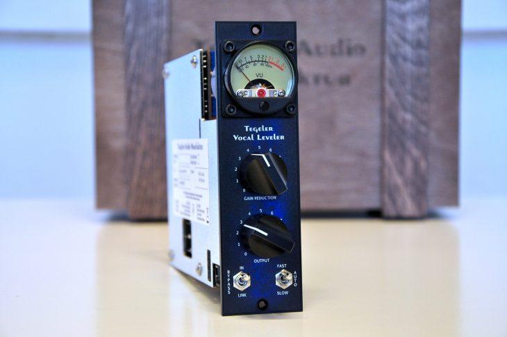Tegeler Audio Vocal Leveler 500