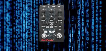 Test: Red Panda Bitmap V2, Bitcrusher-Pedal