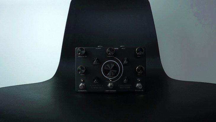 Test Collision Devices Effektpedal