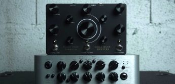 Test: Collision Devices Black Hole Symmetry, Effektpedal