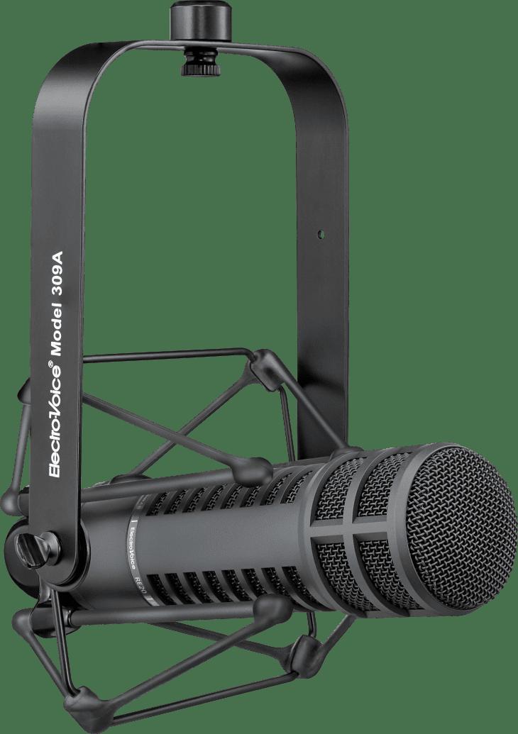 Test: Electro-Voice RE 20-Black Mikrofon