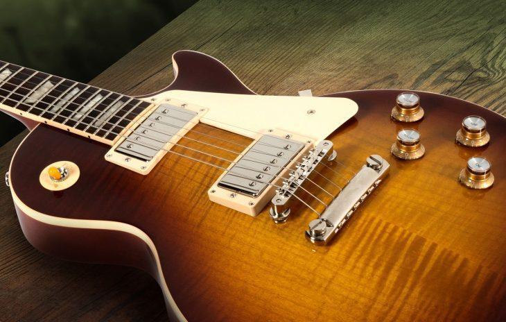 Test: Gibson Les Paul Standard 60s IT, E-Gitarre