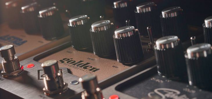 Test: Universal Audio Golden Reverberator, Reverb-Pedal