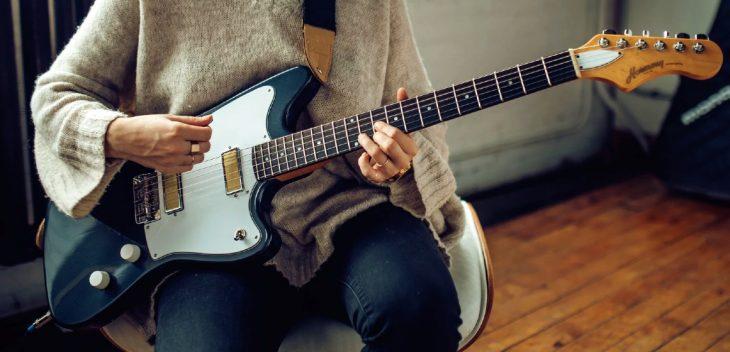 Test: Harmony Guitars Silhouette, E-Gitarre