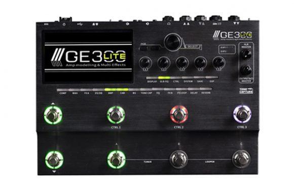 Test: Mooer GE300 Lite, Multieffektgerät