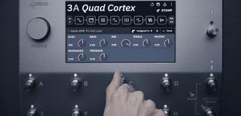 Test: Quad Cortex, Multieffektgerät