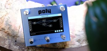 Test: Poly Effects Beebo, Effektpedal