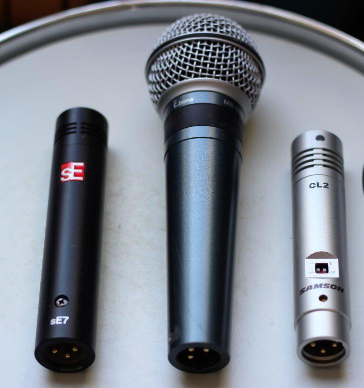 Test: sE Electronics sE7 Stereo-Set Kondensatormikrofone