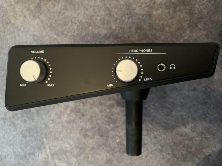 Test Simmons SD1200 Modul Seite