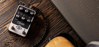 Test: Universal Audio Starlight Echo Station, Delay-Pedal