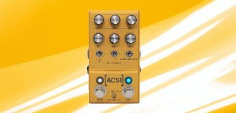 Test: Walrus Audio ACS1, Amp und Cab-Simulator Pedal