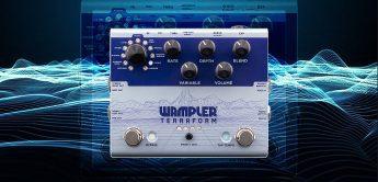 Test: Wampler Terraform, Multieffektpedal für Gitarristen