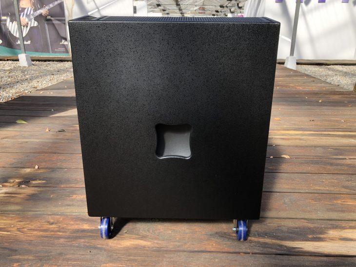 Test: the box CL 115 Sub MK II Subwoofer