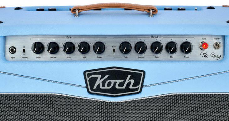 """Test: Koch Amps """"The Greg"""" Greg Koch Röhrenverstärker"""