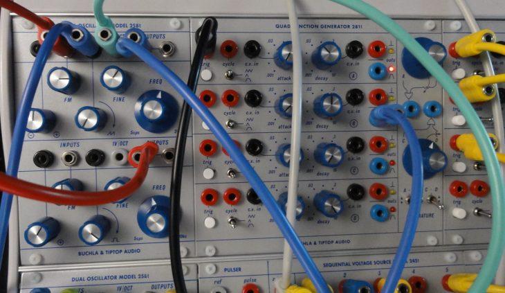 tiptop audio buchla model 258t dual oscillator