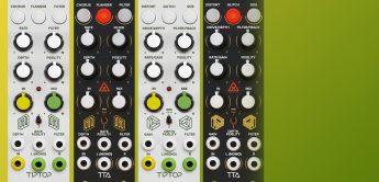 Superbooth 21: Tiptop Audio ModFX & FSU, Eurorack-Effekte