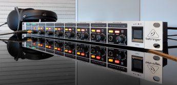 Test: Behringer Powerplay HA8000 V2, Kopfhörerverstärker