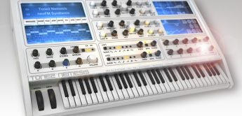 Tone2 Nemesis 2, umfangreiches Update für den Digital-Synthesizer