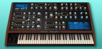 Tone2 Saurus 3, neue Version des Synthesizer-Plug-ins