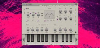 Test: ToneBoosters TB Flowtones Synthesizer, iOS AU VST