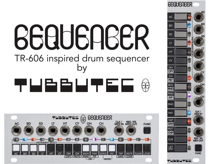 tubbutec 6equencer eurorack