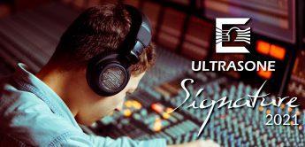 Ultrasone S-Logic 3 für neue Studiokopfhörer Signature Pulse, Natural, Master