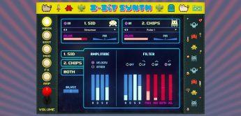 UVI 8-Bit Synth, Library für UVI Workstation und Falcon