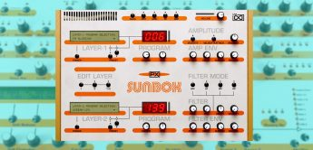 UVI PX Sunbox, Plug-in nach Jomox Sunsyn