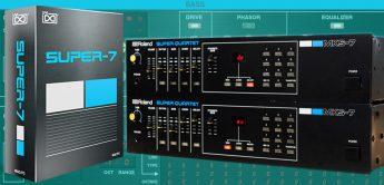 UVI Super-7, Roland MKS-7 für UVI-Workstation & Falcon