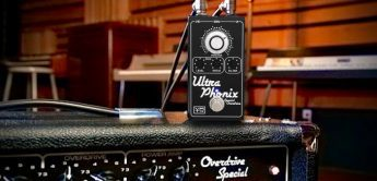 Vertex Ultraphonix MKII – Dumble Overdrive Stompbox