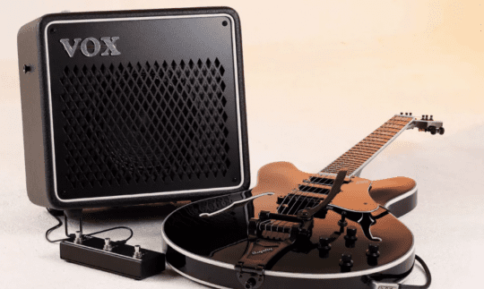 Test: Vox Mini Go 10 und Mini Go 3, Gitarrenverstärker