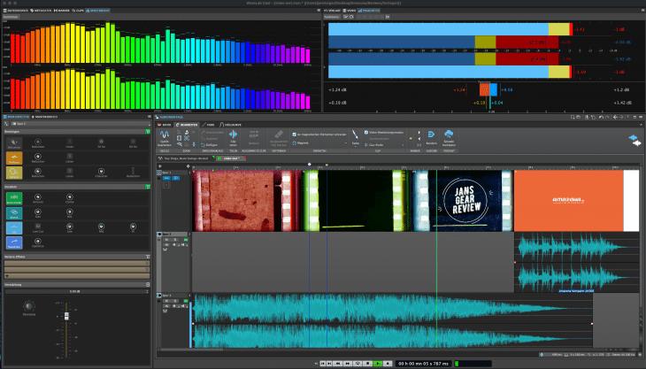 WaveLab Cast Screenshot Workflow
