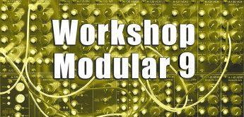 Workshop Modular Synthesizer: Grundlagen CV-Steuerung