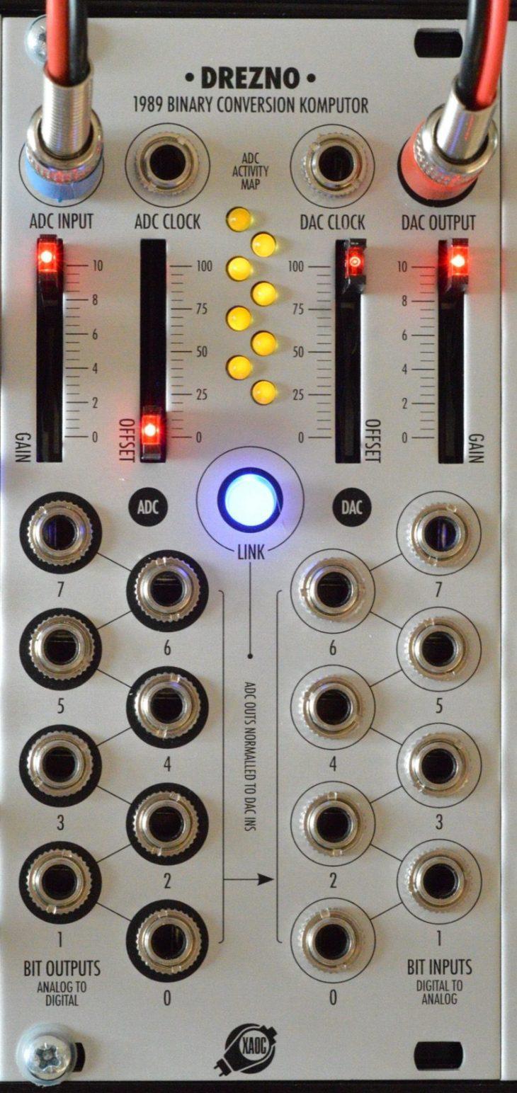 Xaoc Devices Leibniz Binary Subsystem - Drezno