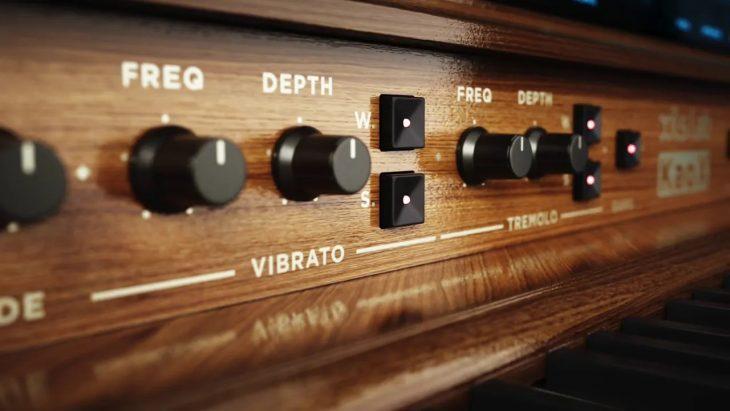 xils lab kaox fm-synthesizer plug-in panel
