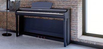 NAMM 2021: Zwei neue Pianos von Yamaha – DGX-670 und CLP-725