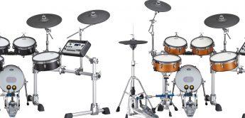 Yamaha DTX10, DTX8, neue Oberklasse E-Drums