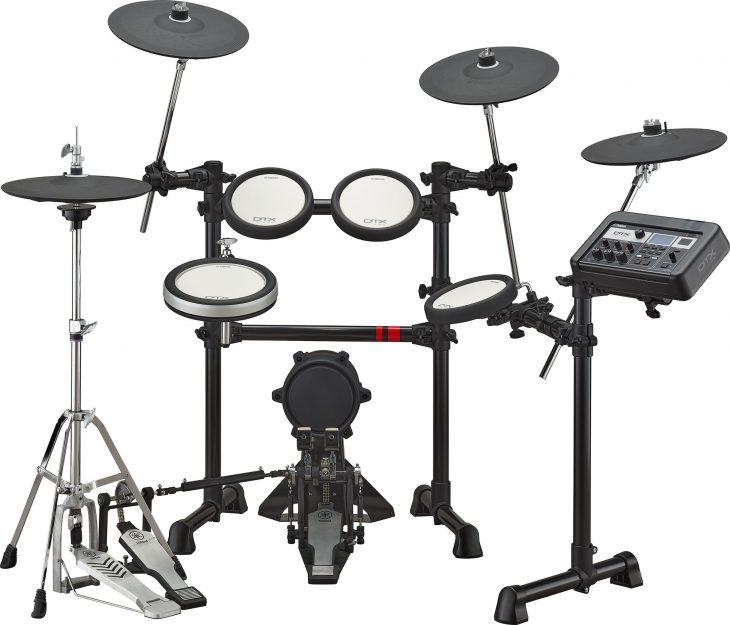 Yamaha DTX6K3-X Kit E-Drums Test