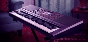 Yamahas neues Entertainer Keyboard PSR-A5000 vorgestellt