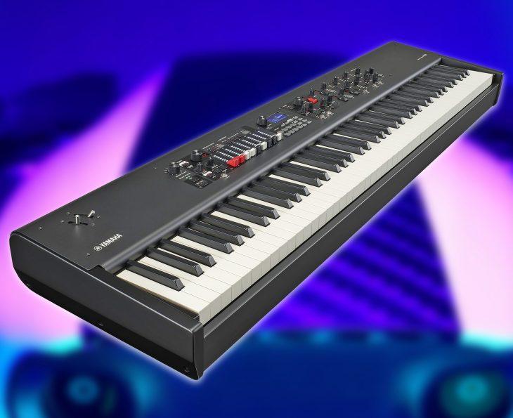 Test: Yamaha YC88, YC73, YC61, Stagepiano